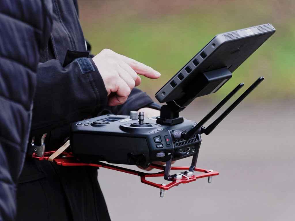 Dronebesturing