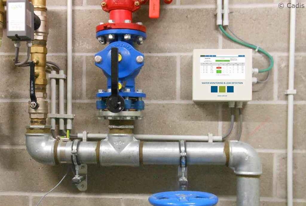 Systèmes automatiques déclenchant une alarme en cas de fuite d'eau