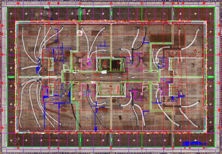 as-built leidingen