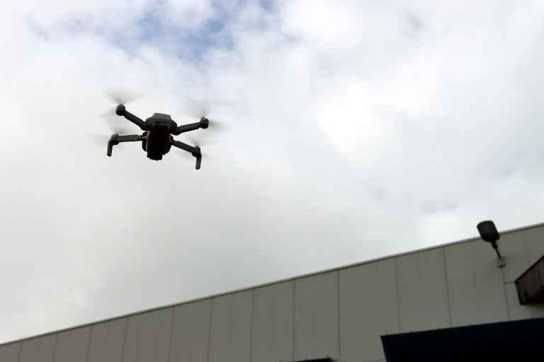 drone IA défaut de toiture